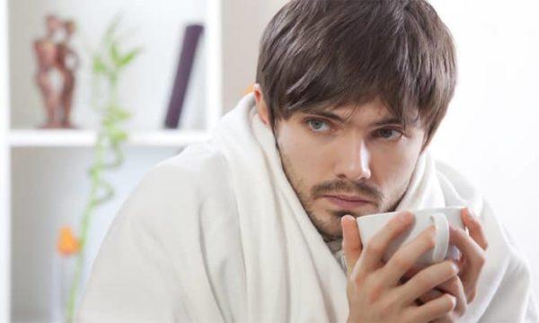 Воспалительный процесс вызывает лихорадочный синдром