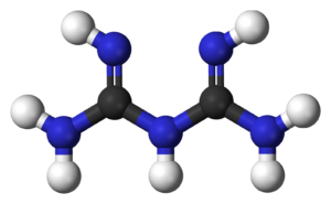 Молекула Бигуанидов
