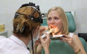 Плоскоклеточный рак горла