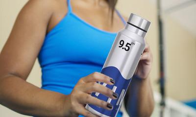 Выясняем можно ли пить воду после тренировки?