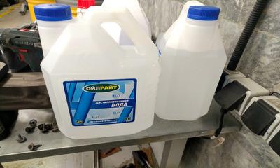 Ойлрайт дистиллированная вода от компании Osmnics Inc