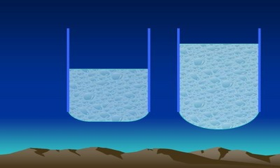 Показатели давления воды на глубине