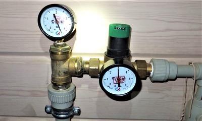 Что такое ограничитель давления воды?