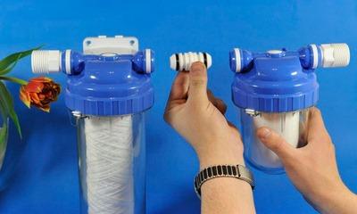 Подробная информация о полифосфатных фильтрах для стиральной машинки