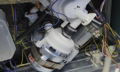 Почему посудомоечная машина Bosch не сливает воду и что с этим делать?