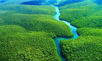 Особенности режима реки Амазонки