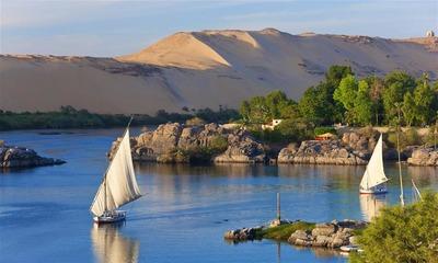 Что является источниками питания реки Нил?