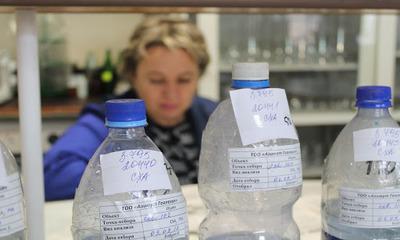 Правила отбора проб питьевой воды для химического анализа