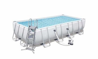 Инструкция по установке каркасного бассейна Интекс