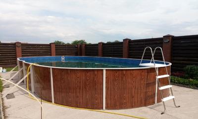 Денежный вопрос: цена каркасного бассейна под ключ и при самостоятельной установке