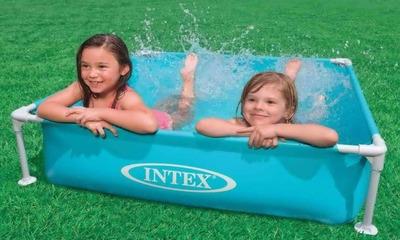 Сравниваем, какие каркасные бассейны лучше Bestway или Intex?