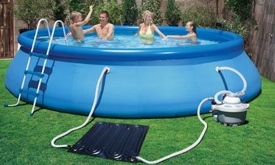 Как выбрать нагреватель для надувных бассейнов, какие виды бывают, обзор популярных моделей