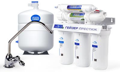 Основные способы фильтрации воды