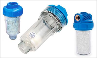 Обзор фильтров для смягчения воды