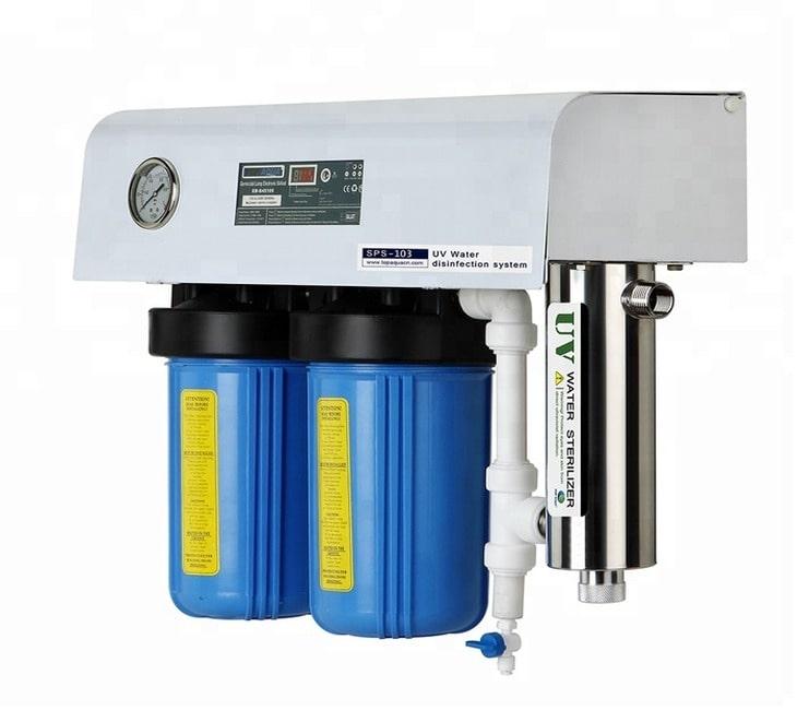 Подробно об УФ фильтрах для воды