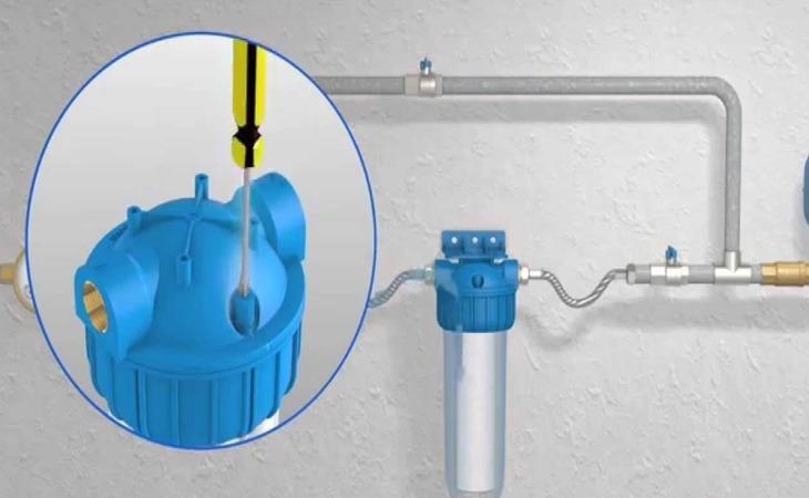 Подробно о солевом фильтре для очистки воды