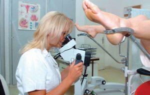 Симптомы и лечение рака шейки матки