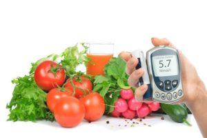 Овощи и уровень сахара в крови