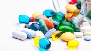 Различные таблетки