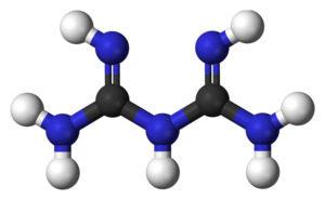 Молекула Бигуанида