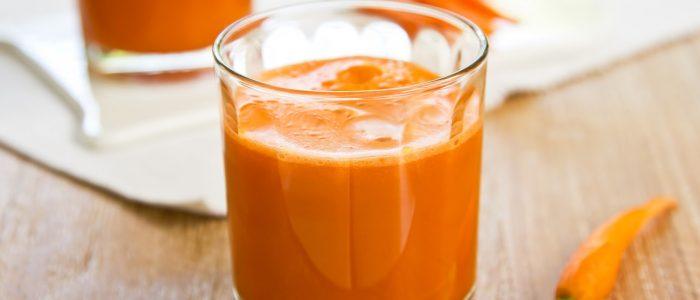 Морковный сок при раке
