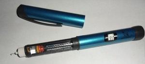 Инсулиновая ручка НовоПен