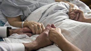 Смерть от онкологии