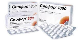 Таблетки с различной дозировкой